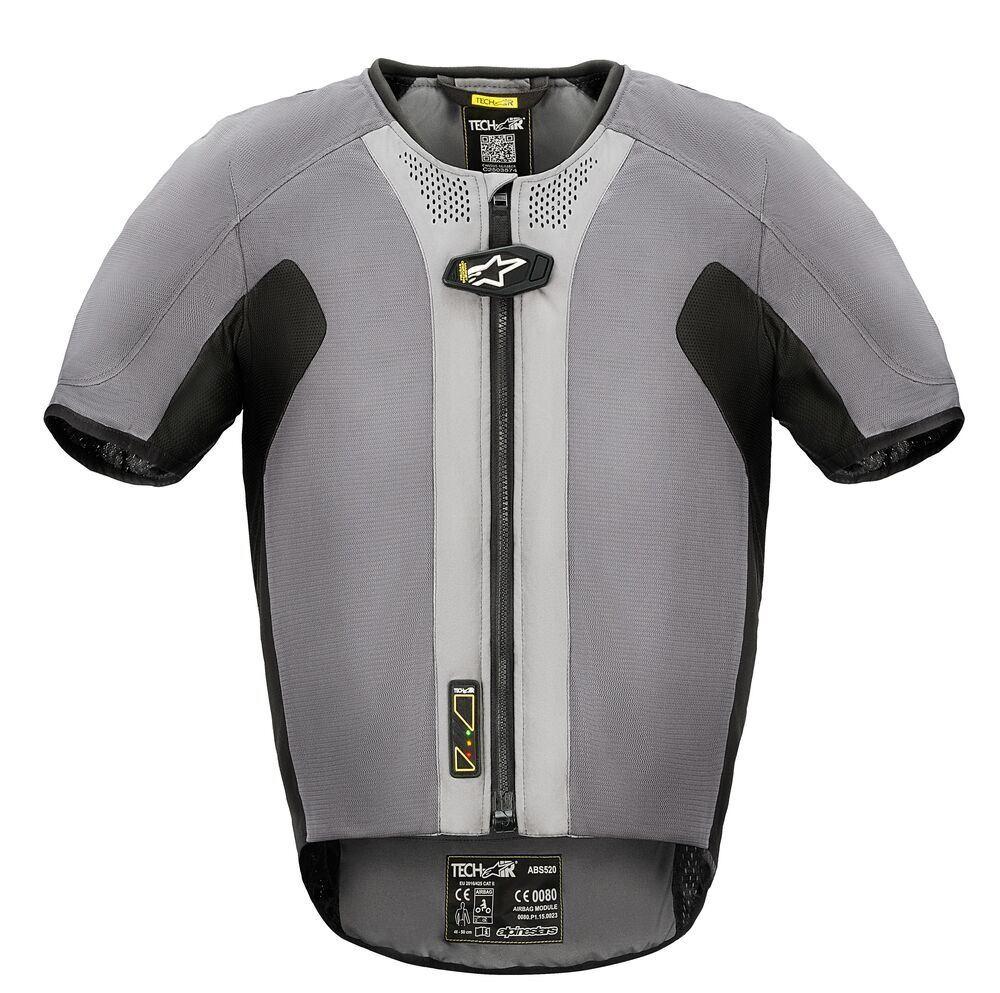 airbag alpinestars mono de moto