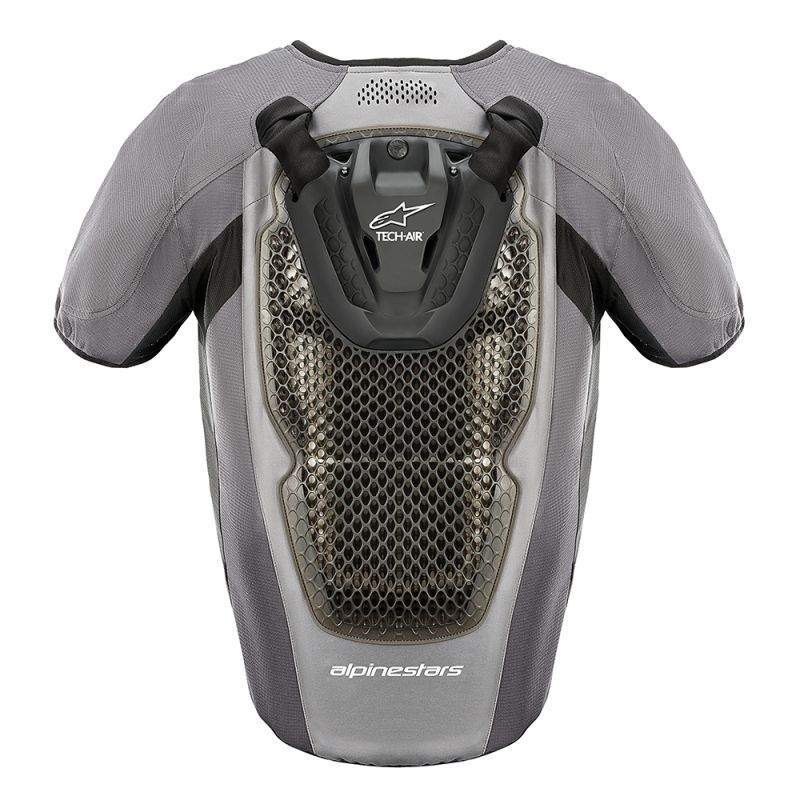 airbag mono de moto a medida